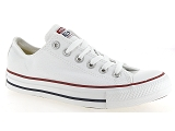 CONVERSE CONVERSE ALL STAR OX TOILE<br>Blanc