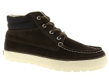 SPERRY TOP SIDER SPERRY BAHAMA LUG CHUKKA SUEDE<br>Marron