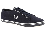 FRED PERRY FRED PERRY KINGSTON PIQUE<br>Bleu
