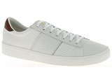 FRED PERRY FRED PERRY SPENCER MESH<br>Blanc