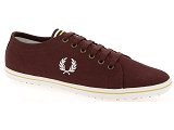FRED PERRY FRED PERRY KINGSTON TWILL<br>Rouge