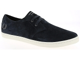 FRED PERRY FRED PERRY BYRON LOW SUEDE<br>Bleu