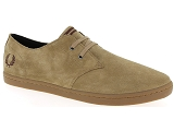 FRED PERRY FRED PERRY BYRON LOW SUEDE<br>Beige