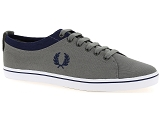 FRED PERRY FRED PERRY HALLAM TWILL<br>Gris