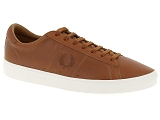 FRED PERRY FRED PERRY SPENCER 448<br>Marron