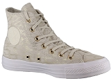CONVERSE CONVERSE CHUCK TAYLOR ALL STAR SHIMMER<br>Blanc