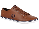 FRED PERRY FRED PERRY KINGSTON 237U<br>Marron