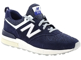 WE DO 77725 NEW BALANCE MS574:Textile/MARINE/-//