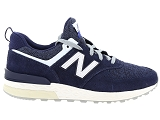 baskets montantes new balance ms574 bleu6842601_2