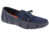 SWIMS SWIMS LACE LOAFER<br>Bleu