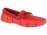 SWIMS SWIMS LACE LOAFER DRIVER<br>Rouge
