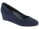 CLARKS CLARKS VENDRA BLOOM<br>Bleu