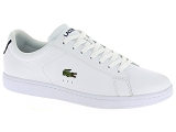 LACOSTE LACOSTE CARNABY BL<br>Blanc