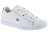 LACOSTE LACOSTE CARNABY EVO 316<br>Blanc
