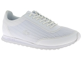 LACOSTE LACOSTE HELAINE RUNNER<br>Blanc