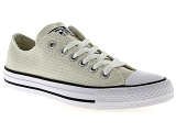 CONVERSE CONVERSE CHUCK TAYLOR ALL STAR TEXTURE<br>Blanc
