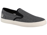 FRED PERRY FRED PERRY UNDERSPIN SLIP ON<br>Bleu