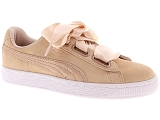 PUMA FRANCE SAS PUMA  W SUEDE HEART<br>Rose