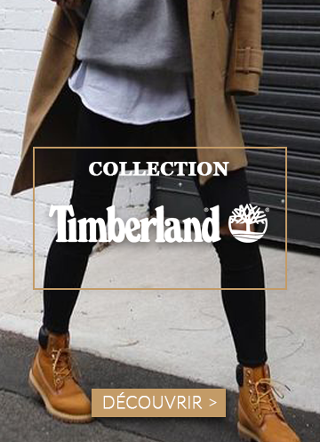 Nouvelle collection Timberland