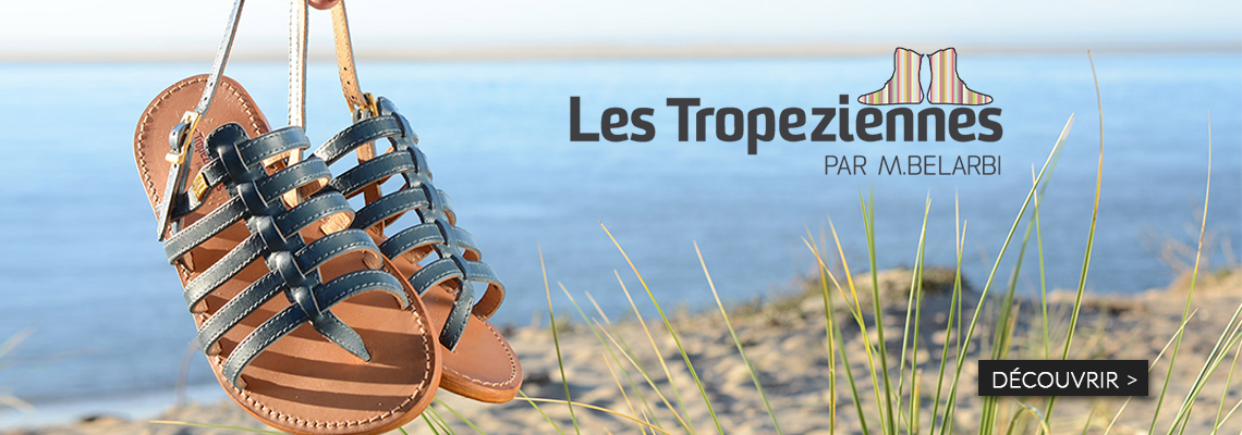 Nouvelle collection TROPEZIENNES