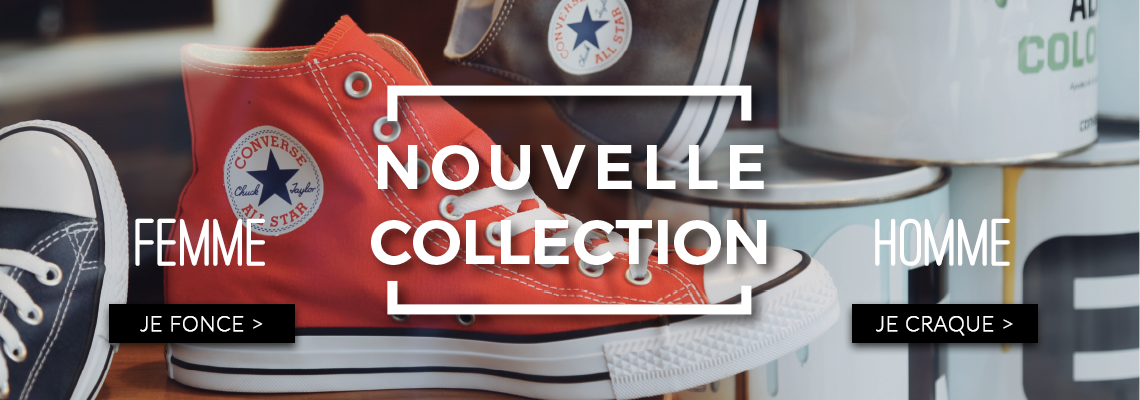 Nouvelle collection 2017