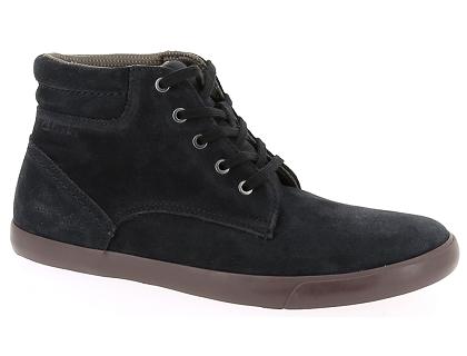 boots et bottines clarks torbay top noir