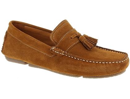 Toledano GL PONPON marine - Livraison Gratuite avec - Chaussures Mocassins Homme