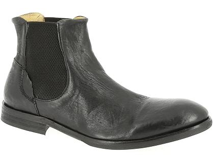 Hudson WATCHLEY noir - Livraison Gratuite avec - Chaussures Boot Homme