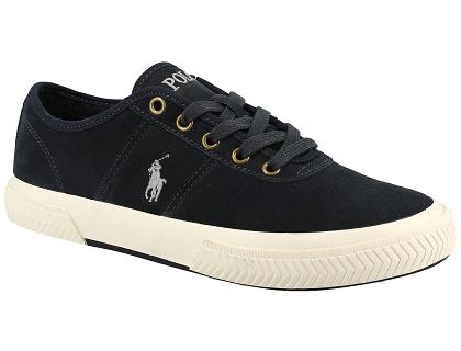 01bd4405193 Les baskets basses ralph lauren tyrian bleu - chaussures homme 45.00 ...