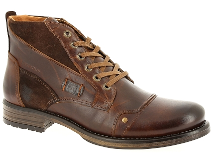 Redskins YVORI Marron - Chaussures Boot Homme