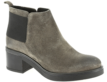 boots et bottines we do 77968 gris