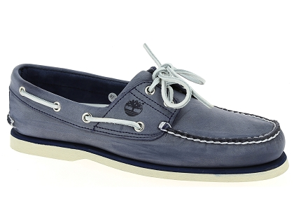 Boat Classic Bateau Les Chaussures Bleu Timberland wzxBq4HInv
