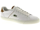 baskets basses lacoste fairlead blanc5600601_1