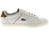 baskets basses lacoste fairlead blanc5600601_2