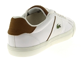 baskets basses lacoste fairlead blanc5600601_3