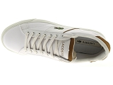 baskets basses lacoste fairlead blanc5600601_5