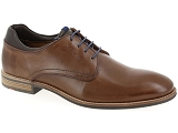 chaussures a lacets lloyd massimo marron5602201_1