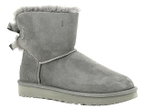 UGG DECKERS UGG MINI BAILEY BOW<br>Gris