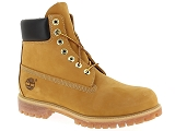 EDEN PARK CAMBRIDGE TIMBERLAND C0061 6 IN :Cuir/MIEL/-//