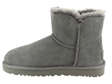 boots et bottines ugg mini bailey button ii gris6830703_4