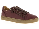 TIMBERLAND LOS ANGELES WIND 2 PALLADIUM CALI PLB:Cuir/BORDEAUX/-/Cuir/Caoutchouc Gomme