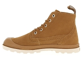 chaussures a lacets palladium london lp mid w marron6996202_4
