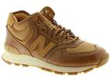 baskets montantes new balance wh574 marron7001701_1