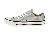 baskets basses converse star ctas ox argent7007001_4