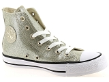 INUOVO 121012 CONVERSE CTAS HI:Glitter/OR/-/Textile/Caoutchouc Gomme