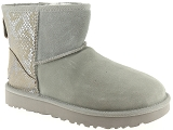 UGG DECKERS UGG CLASSIC MINI<br>Gris