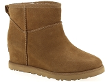 UGG DECKERS UGG CLASSIC FEMME<br>Marron
