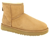 UGG DECKERS UGG CLASSIC MINI<br>Marron