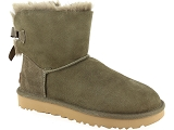 UGG DECKERS UGG MINI BAILEY BOW II<br>Vert