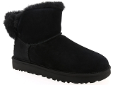 UGG DECKERS UGG CLASSIC BLING MINI<br>Noir